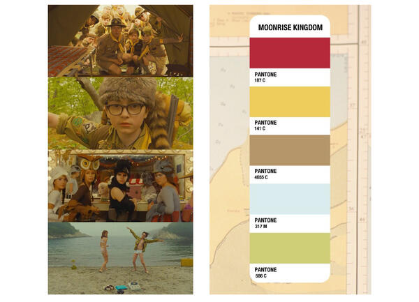 Liz Color Theory Moonrise Kingdom