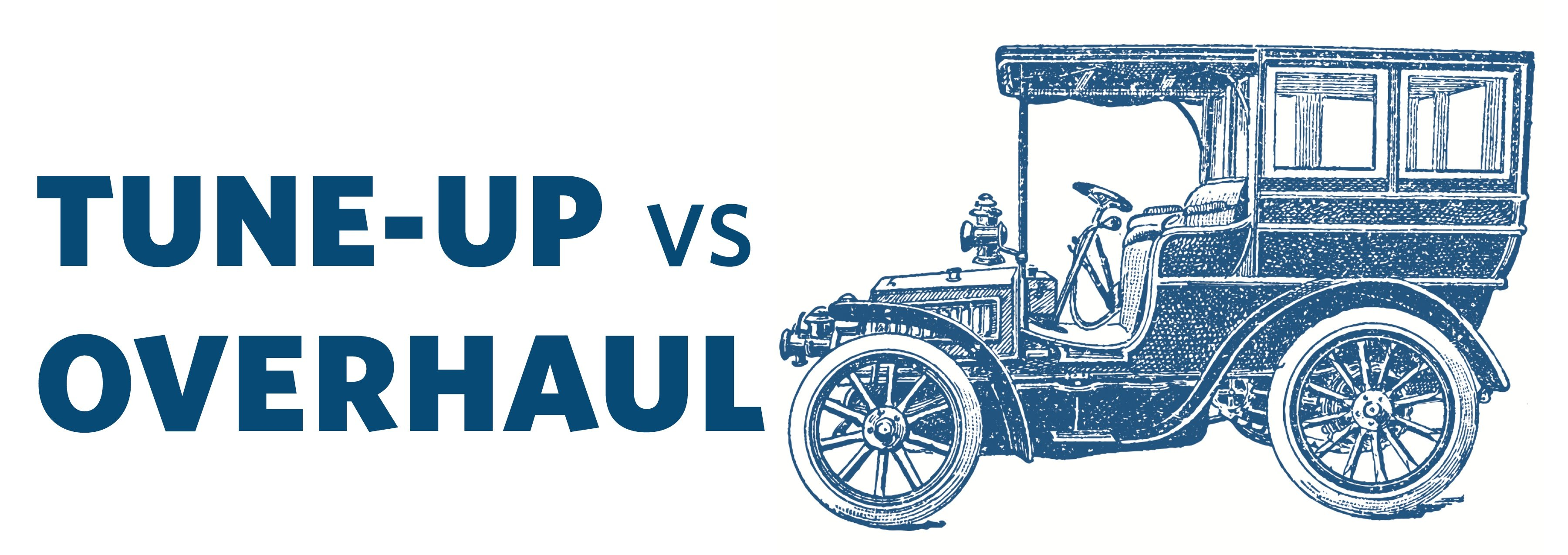 Tuneup vs. overhaul: Does Your Brand Need an Update or Rebrand?