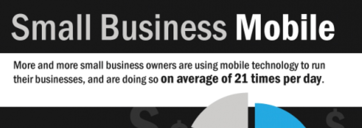 Cha-Ching! Mobile Is Changing Small Business [Infographic]